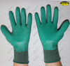 Wholesale cheap smooth latex coated mechanical work gloves