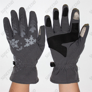 Extragrip Winter Warm Sports Lightweight Driving Work Gloves,Windproof