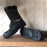 High cut ce standard heavy mens work safety security shoes boots
